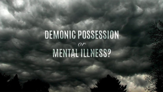 Demonic possession is no laughing matter (2 Corinthians 4:4)